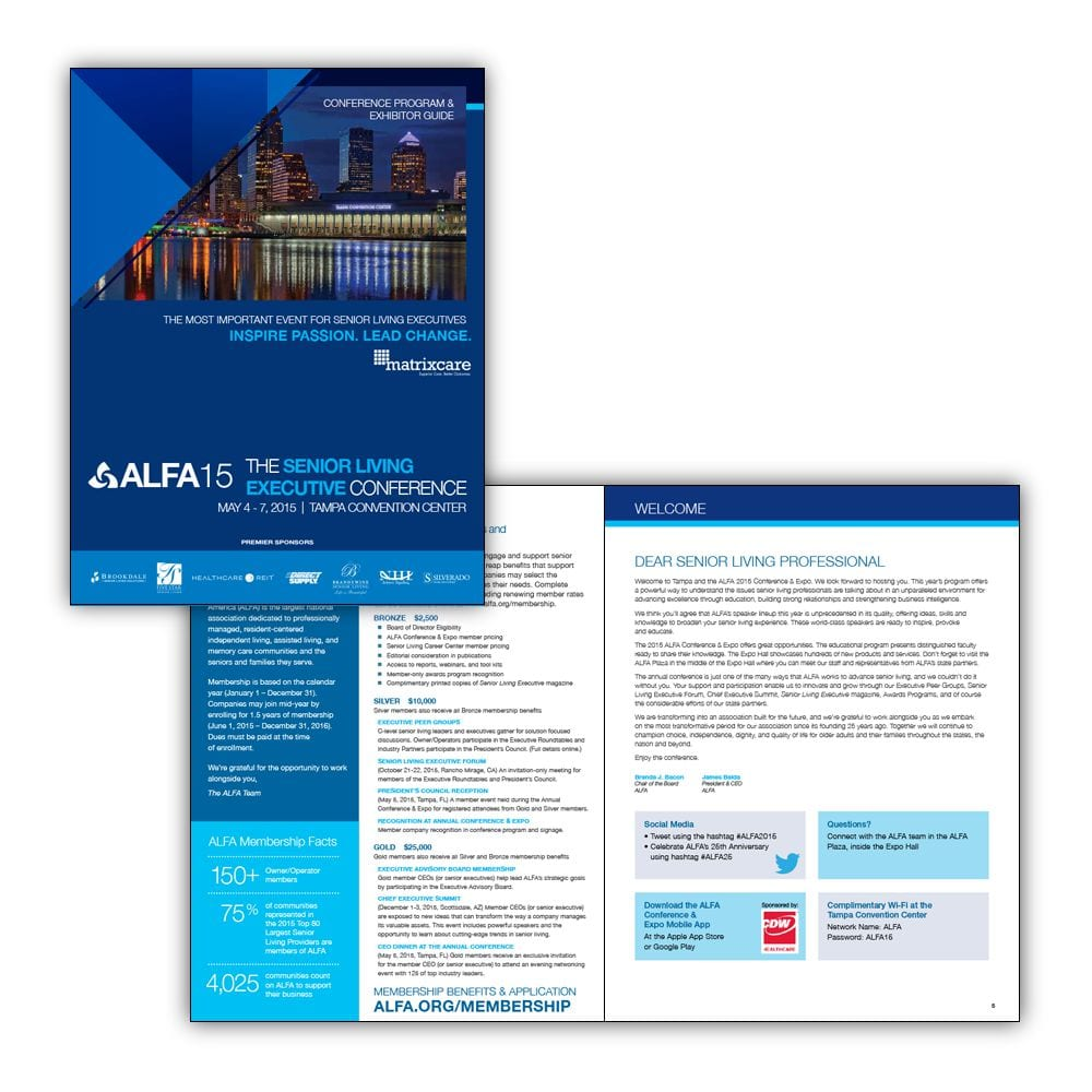 ALFA 2015 Conference Program