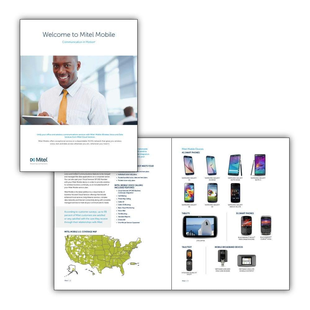 Mitel Mobile Brochure