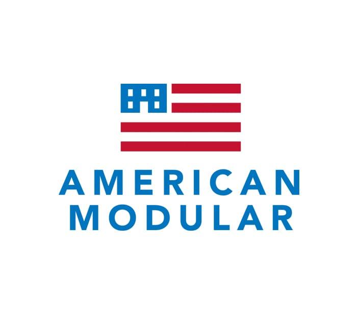 American Modular Logo