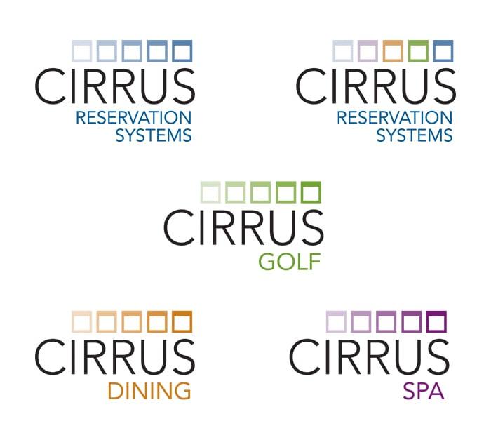 Cirrus Logo Series