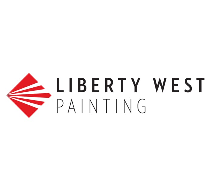 Liberty West Painting Logo