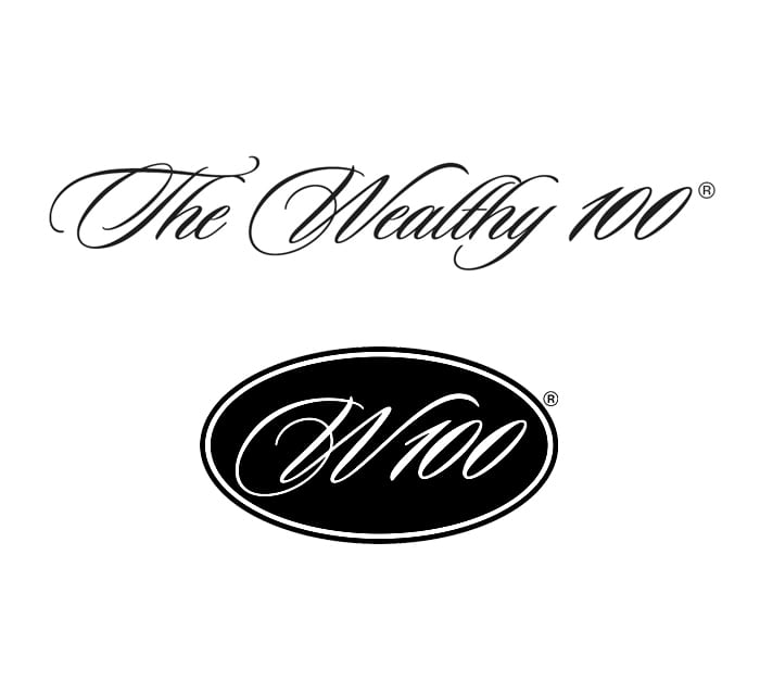 The Wealthy 100 Logo
