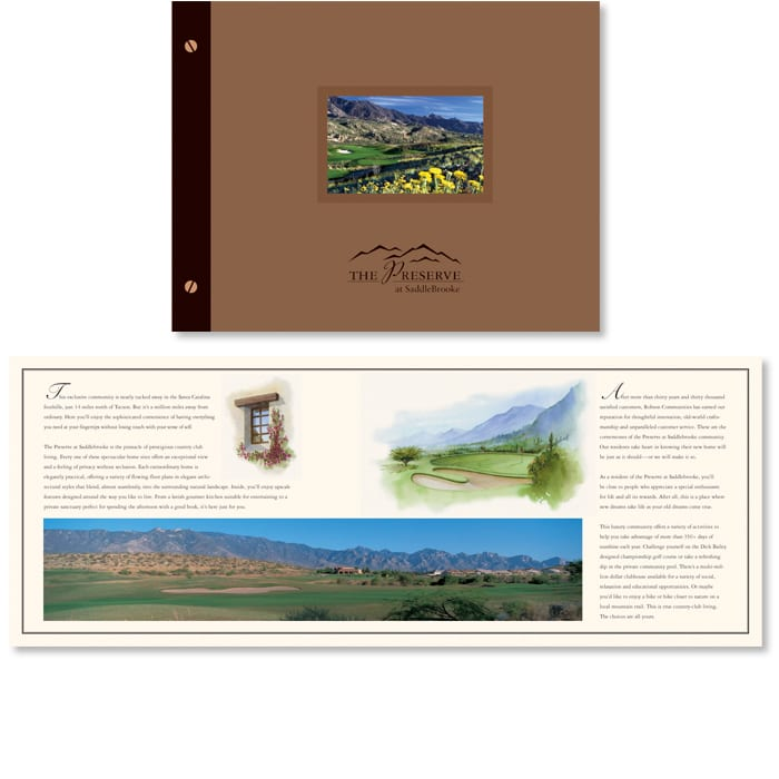"Robson ""The Preserve"" Brochure"
