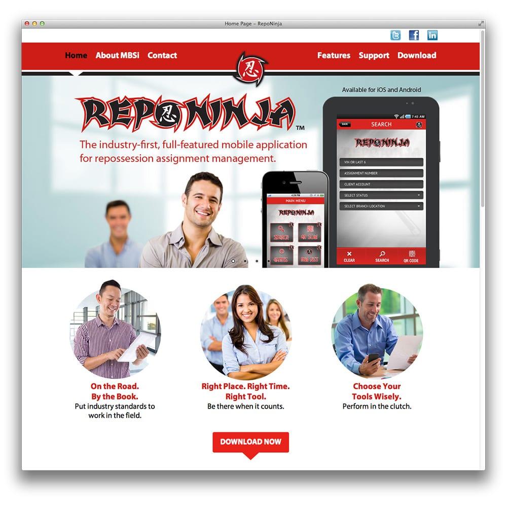 MBSi Repo Ninja Website | reponinja.com