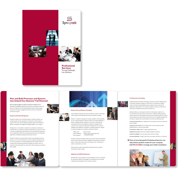 Synoptek Professional Services Brochure
