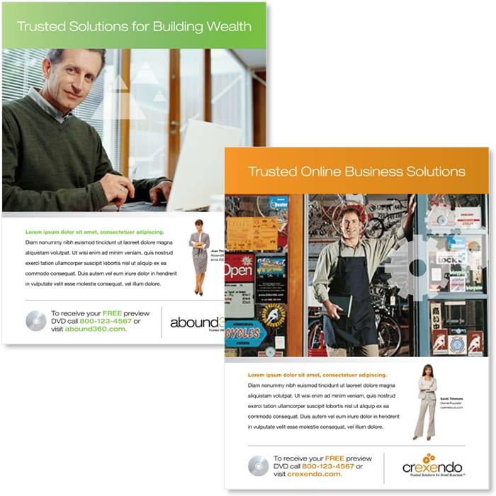 iMergent Print Ad Series