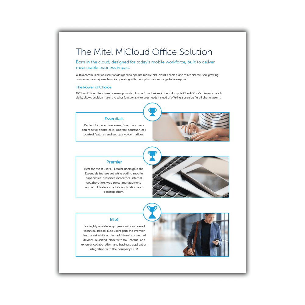MiCloud Office Datasheet
